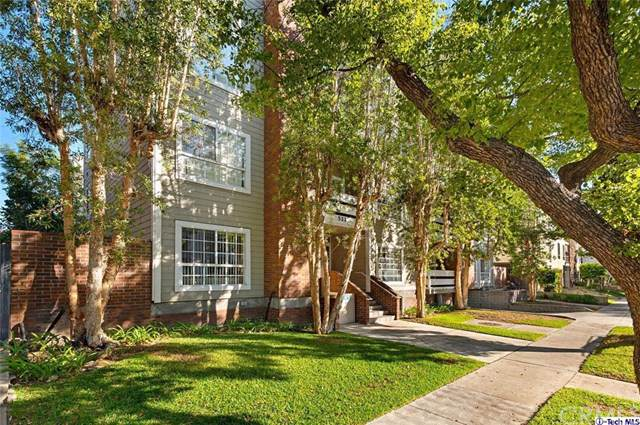 522 N Jackson St Street #304, Glendale, CA 91206 (#319004771) :: Allison James Estates and Homes