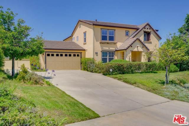 10617 Coal Canyon Road, Shadow Hills, CA 91040 (#19534290) :: Twiss Realty
