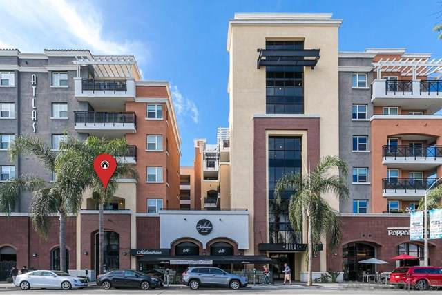 3650 5th Avenue #210, San Diego, CA 92103 (#190063186) :: Sperry Residential Group