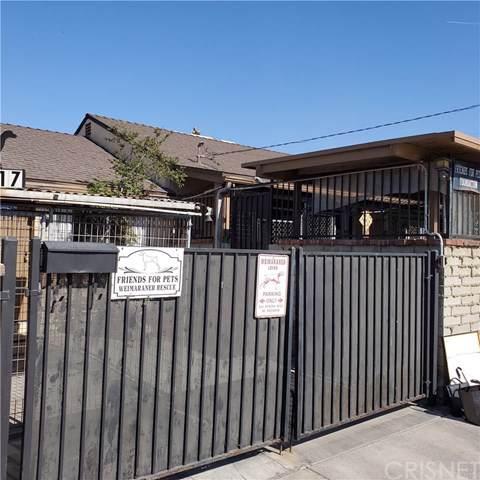 11117 Fleetwood Street, Sun Valley, CA 91352 (#SR19275167) :: Sperry Residential Group