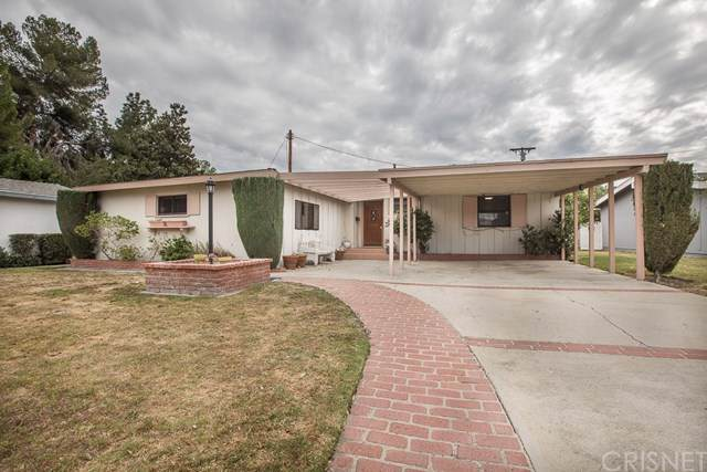 20360 Enadia Way, Winnetka, CA 91306 (#SR19275202) :: Keller Williams Realty, LA Harbor