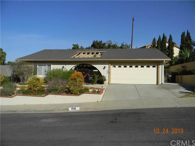 1512 Delamare Drive, Whittier, CA 90601 (#DW19274435) :: Allison James Estates and Homes