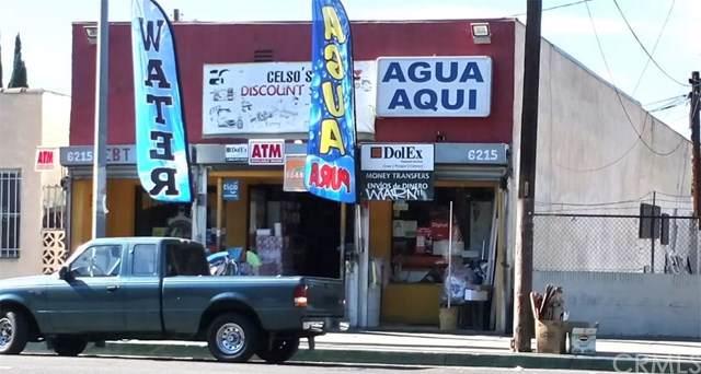 6215 Avalon Boulevard, Los Angeles (City), CA 90003 (#DW19275255) :: Allison James Estates and Homes