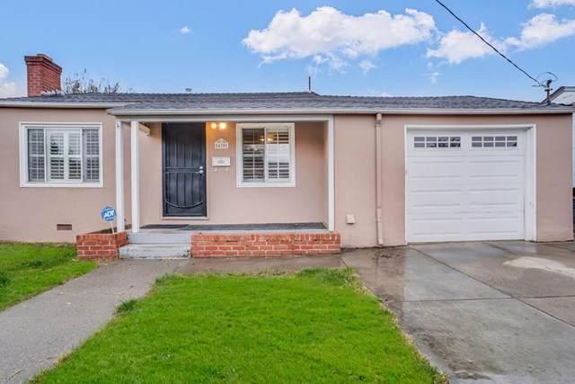 24781 Joyce Street, Hayward, CA 94544 (#ML81776668) :: Sperry Residential Group