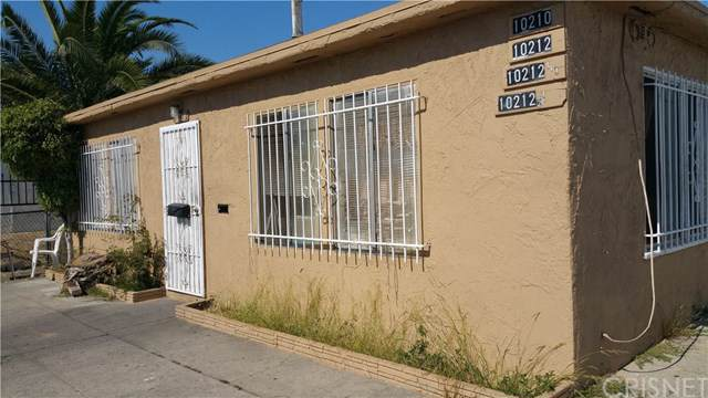 10210 S Main Street 1-4, Los Angeles (City), CA 90003 (#SR19266133) :: Allison James Estates and Homes