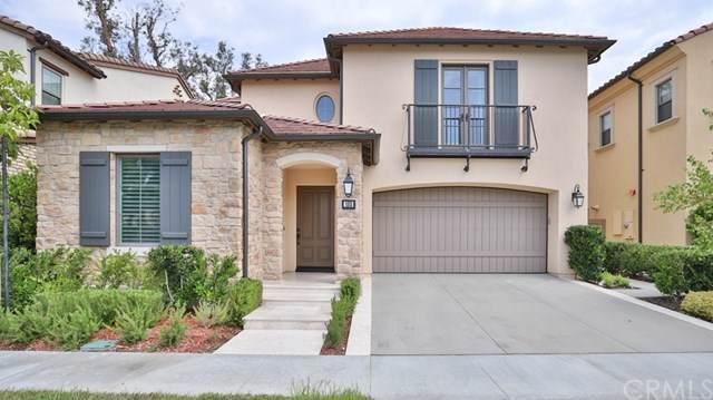 105 Velvetleaf, Irvine, CA 92620 (#OC19275351) :: Sperry Residential Group