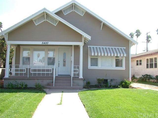 5420 S Wilton Place, Los Angeles (City), CA 90062 (#SB19275437) :: Mainstreet Realtors®