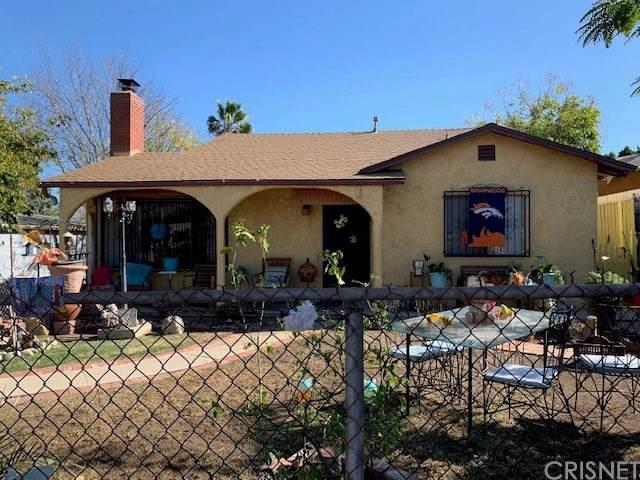 15092 Paddock Street, Sylmar, CA 91342 (#SR19270007) :: Fred Sed Group