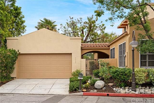 4466 Park Arroyo, Calabasas, CA 91302 (#SR19274931) :: A|G Amaya Group Real Estate