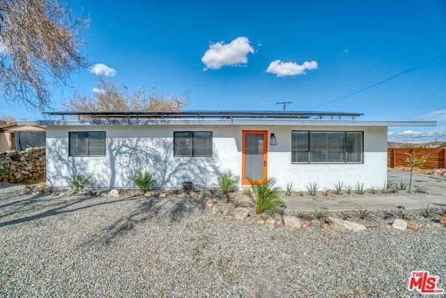 64868 Walpi Drive, Joshua Tree, CA 92252 (#19534556) :: The Laffins Real Estate Team