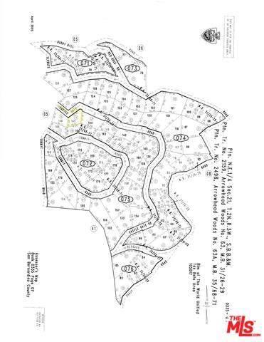 0 Castle Gate Road, Lake Arrowhead, CA 92352 (#19534584) :: Berkshire Hathaway Home Services California Properties