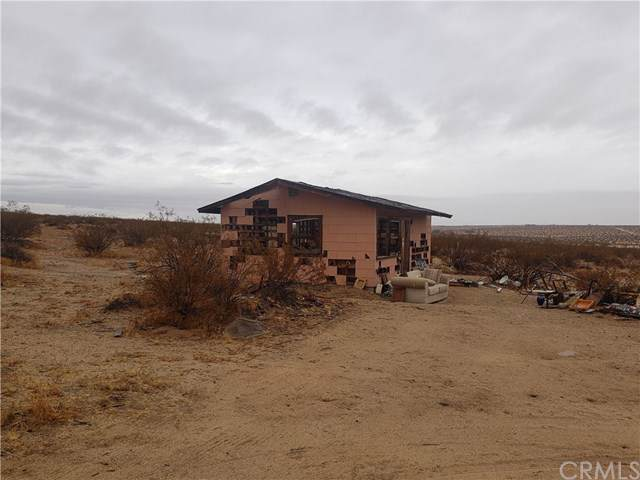 64025 Sonora Road, Joshua Tree, CA 92252 (#JT19275580) :: Allison James Estates and Homes