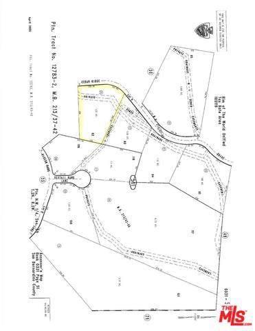 199 Cedar Ridge Drive, Lake Arrowhead, CA 92352 (#19534606) :: Berkshire Hathaway Home Services California Properties