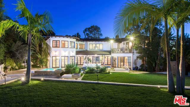 13023 W Sunset, Los Angeles (City), CA 90049 (#19533324) :: Sperry Residential Group