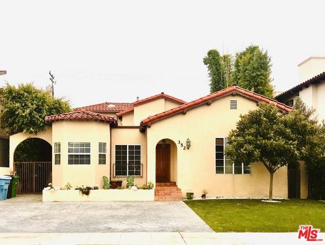 352 S Clark Drive, Beverly Hills, CA 90211 (#19534354) :: The Ashley Cooper Team