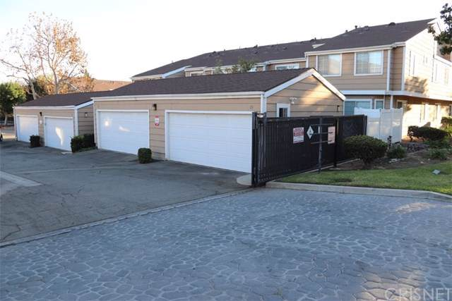 14200 Polk Street #7, Sylmar, CA 91342 (#SR19275655) :: Fred Sed Group