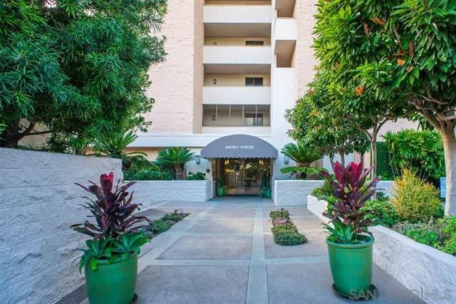 2500 Torrey Pines Rd #201, La Jolla, CA 92037 (#190063843) :: The Najar Group