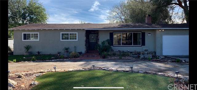 16428 Lost Canyon Road, Canyon Country, CA 91387 (#SR19275881) :: Team Tami