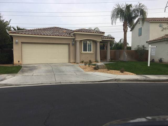 31060 Calle Agate, Cathedral City, CA 92234 (#219034921DA) :: Sperry Residential Group