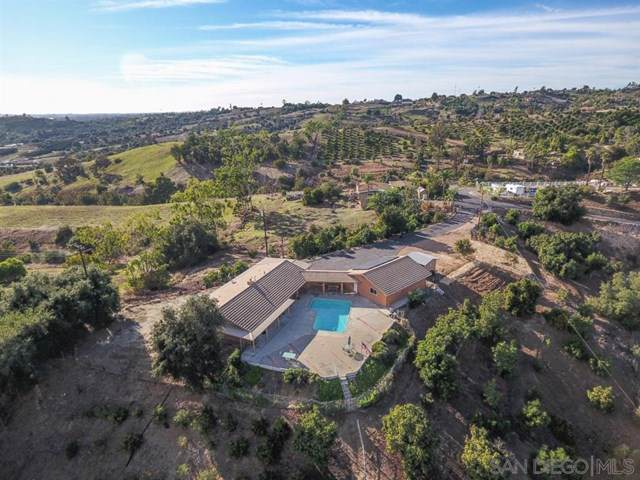 671 Ranger Road, Fallbrook, CA 92028 (#190063857) :: The Costantino Group   Cal American Homes and Realty