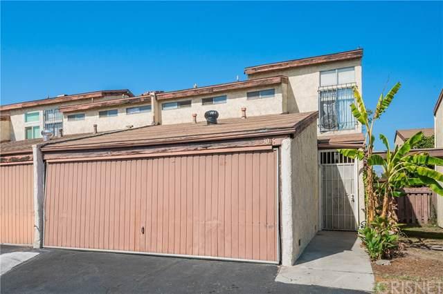 10950 Saticoy Street #30, Sun Valley, CA 91352 (#SR19275907) :: Sperry Residential Group
