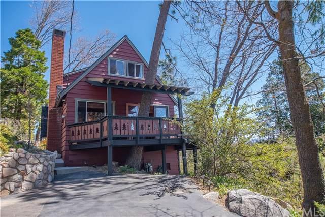 28176 N Shore Road, Lake Arrowhead, CA 92352 (#TR19275913) :: Berkshire Hathaway Home Services California Properties