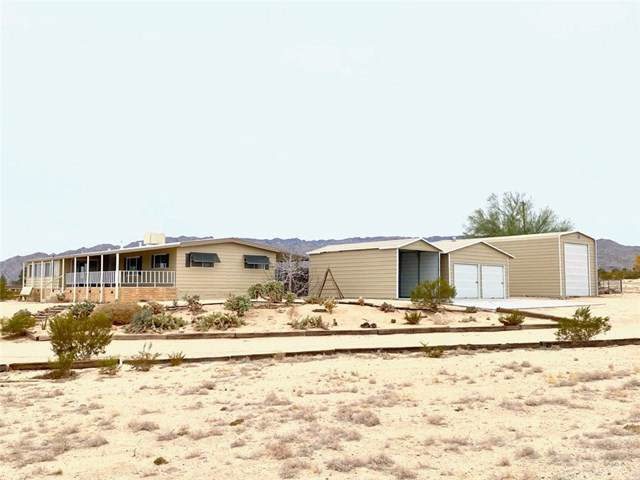 5175 Encelia Drive, 29 Palms, CA 92277 (#JT19275713) :: Allison James Estates and Homes