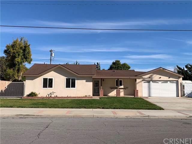 1480 Blackstock Avenue, Simi Valley, CA 93063 (#SR19275973) :: Allison James Estates and Homes