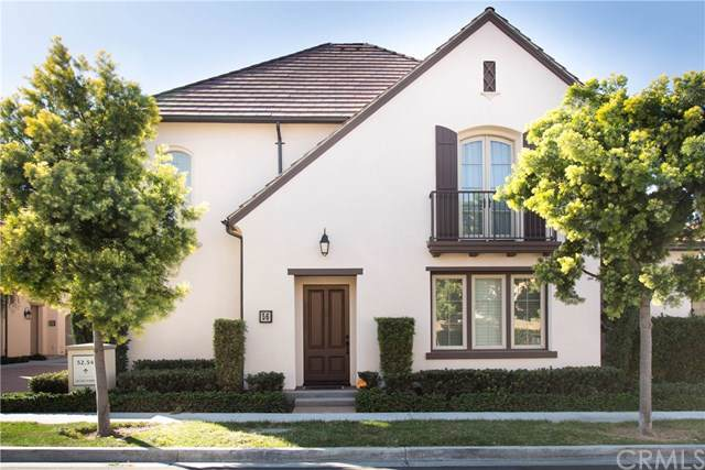 56 Cactus Flower, Irvine, CA 92620 (#PW19276101) :: The Danae Aballi Team