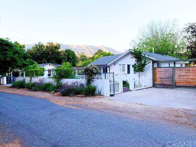 228 N Pueblo Avenue, Ojai, CA 93023 (#SR19276015) :: Allison James Estates and Homes