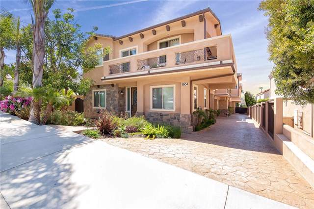 1804 Vanderbilt Lane B, Redondo Beach, CA 90278 (#SB19276109) :: Keller Williams Realty, LA Harbor