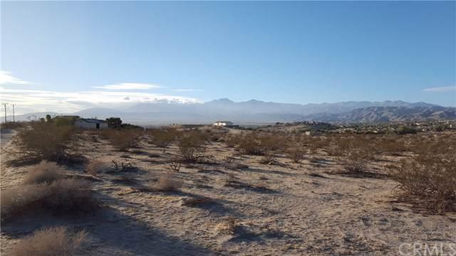0 Brunn Ln., Desert Hot Springs, CA 92240 (#ND19276071) :: OnQu Realty