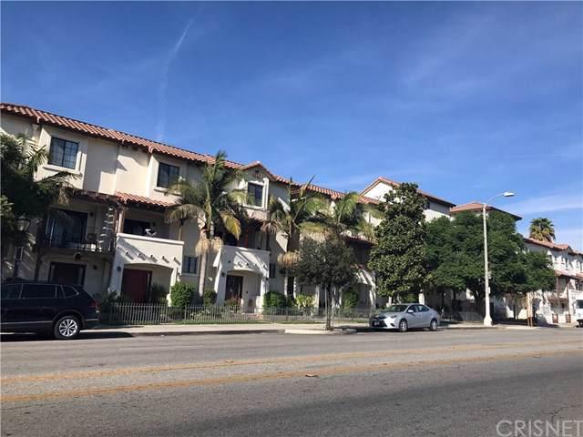 1075 N Maclay Avenue #14, San Fernando, CA 91340 (#SR19276087) :: Fred Sed Group