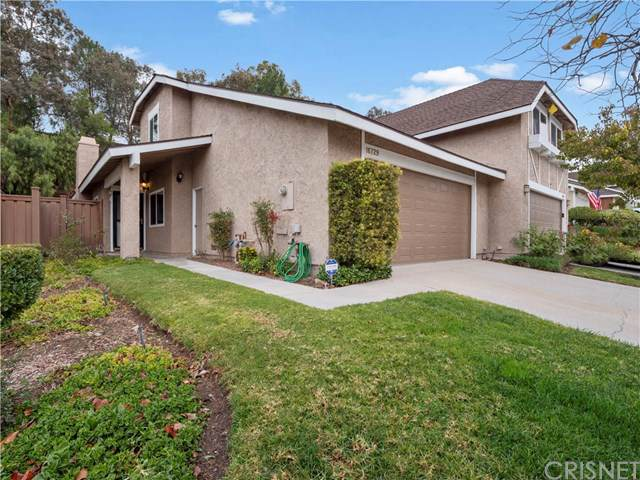 16729 Highfalls Street, Canyon Country, CA 91387 (#SR19275624) :: Sperry Residential Group