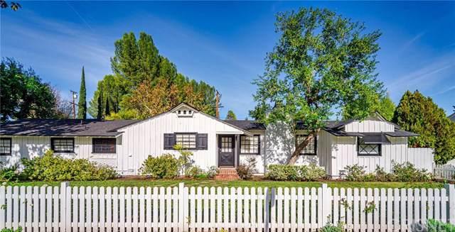 22955 Leonora Drive, Woodland Hills, CA 91367 (#SR19275906) :: Go Gabby