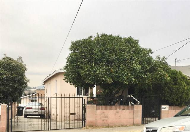 4227 Eugene Street, East Los Angeles, CA 90063 (#PW19275999) :: J1 Realty Group