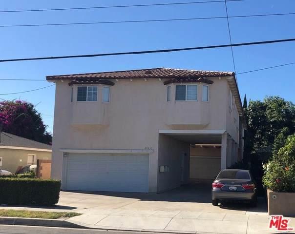 24335 Pennsylvania Avenue, Lomita, CA 90717 (#19534438) :: Sperry Residential Group