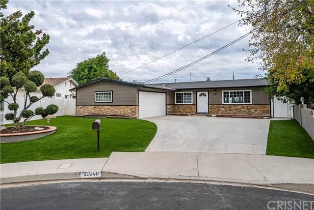 23940 Pentland Way, West Hills, CA 91307 (#SR19276252) :: Allison James Estates and Homes