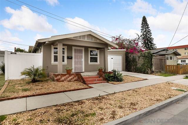 3565 Monroe Ave, San Diego, CA 92116 (#190063969) :: OnQu Realty