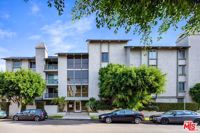 8740 Tuscany Avenue #107, Playa Del Rey, CA 90293 (#19534256) :: Sperry Residential Group