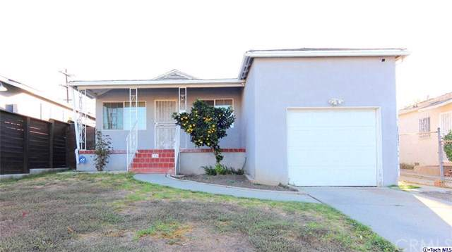 1954 Jones Avenue, Los Angeles (City), CA 90032 (#319004817) :: Millman Team