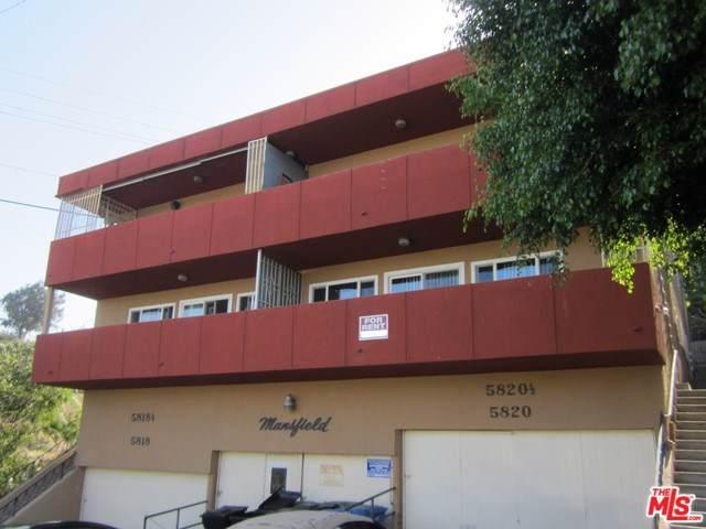 5818 S Mansfield Avenue, Los Angeles (City), CA 90043 (#19534884) :: Mainstreet Realtors®