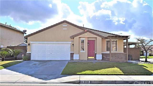 15195 Dandelion Lane, Fontana, CA 92336 (#CV19276405) :: The Costantino Group   Cal American Homes and Realty