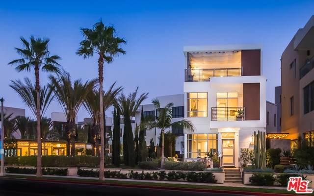 12694 Millennium Drive, Playa Vista, CA 90094 (#19534964) :: Team Tami