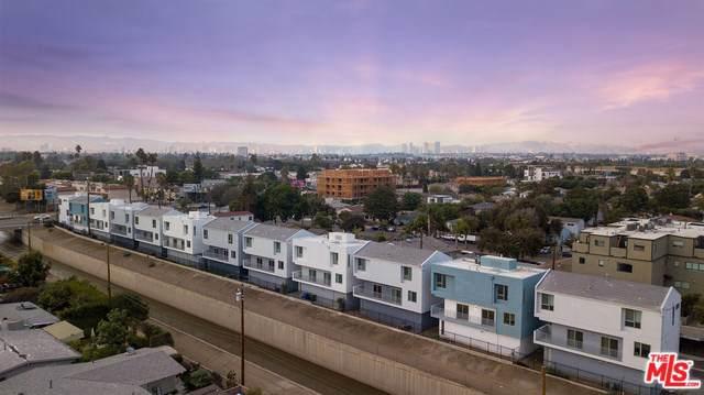 11724 Culver Boulevard #9, Los Angeles (City), CA 90066 (#19534916) :: Mainstreet Realtors®