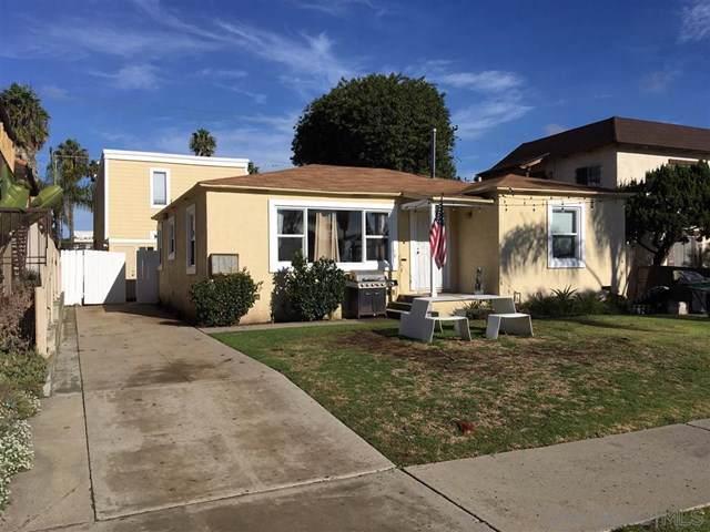 1628 Thomas Ave, San Diego, CA 92109 (#190064060) :: The Najar Group