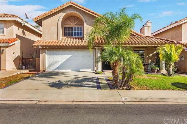 10 Via Ulmaria, Rancho Santa Margarita, CA 92688 (#OC19276175) :: Legacy 15 Real Estate Brokers
