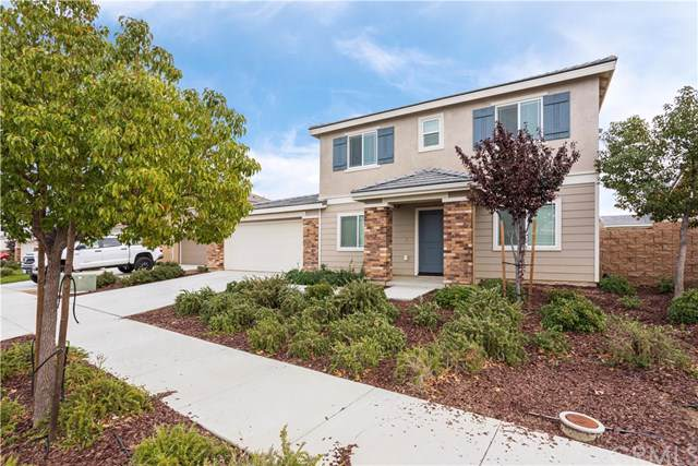 341 Gilia Street, Hemet, CA 92543 (#SW19276626) :: Allison James Estates and Homes