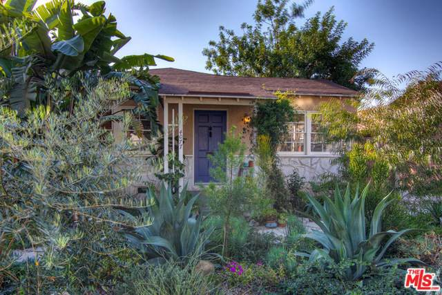 4077 Globe Avenue, Culver City, CA 90230 (#19534748) :: EXIT Alliance Realty