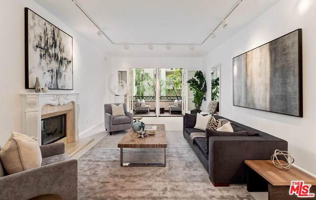 10124 Empyrean Way #201, Los Angeles (City), CA 90067 (#19535108) :: Sperry Residential Group